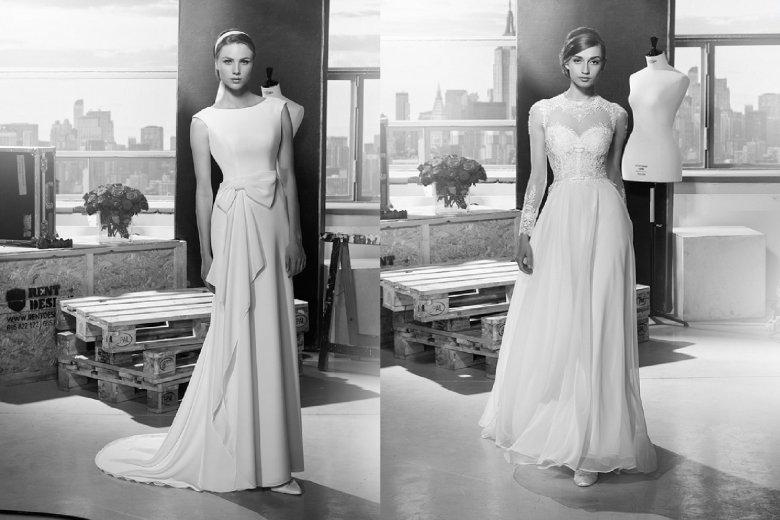 Po lewej model Paloma, a po prawej Piwone - kolekcja 2016