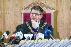 Sędzia Łączewski na celowniku prokuratury
