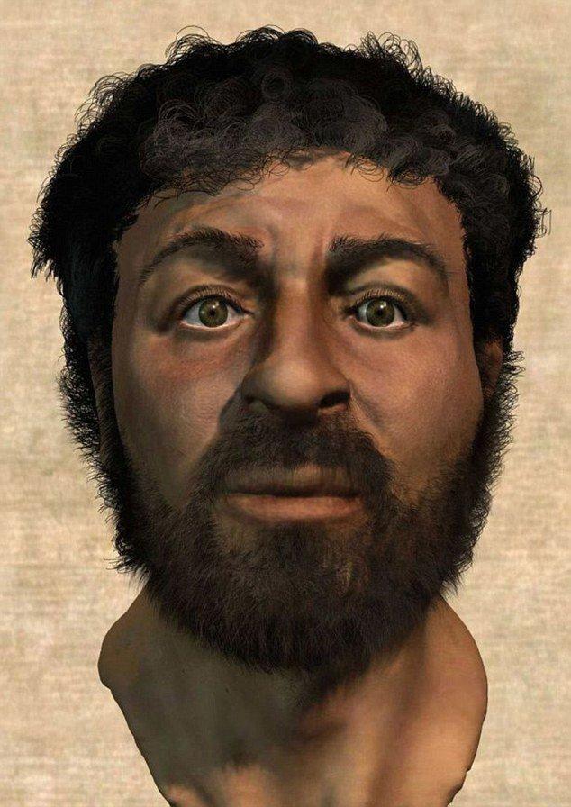 Według naukowców Jezus nie wyglądał tak, jak nam się dotąd wydawało