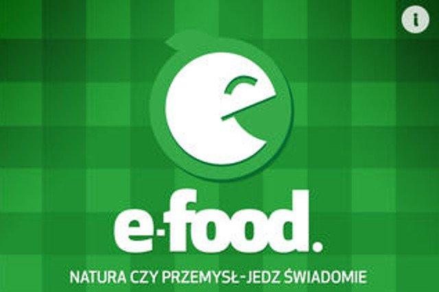 """Aplikacja E-food pokazuje, jakie """"E-substancje"""" znajdują się w danym produkcie"""