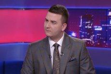 Misiewicz u Rymanowskiego w Polsat News: Uznaję, że tego pytania nie było.