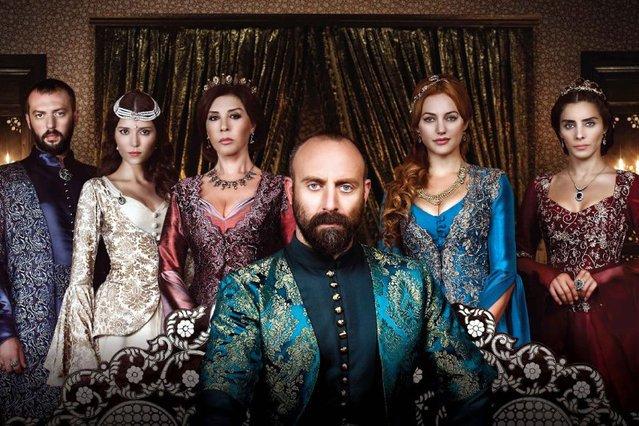 """""""Wspaniałe Stulecie"""" to serial, który ma największą bazę fanów."""