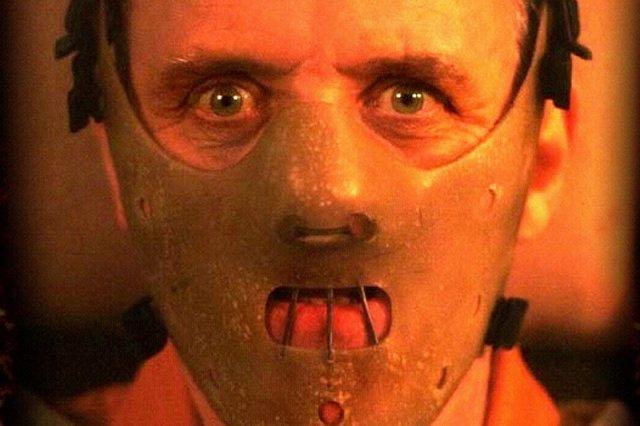 Hannibal Lecter jest prawdopodobnie najpopularniejszym kanibalem w pop-kulturze.