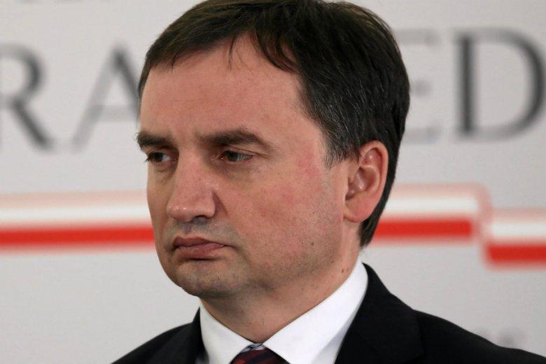 Prezesa Sądu Okręgowego w Suwałkach powołał niedawno na stanowisko minister Zbigniew Ziobro.