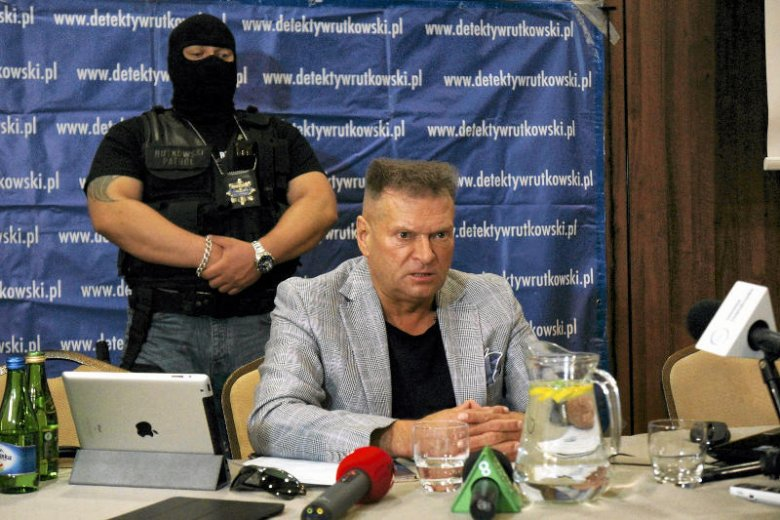 Krzysztof Rutkowski został prawomocnie skazany na wyrok pozbawienia wolności na 1,5 roku.