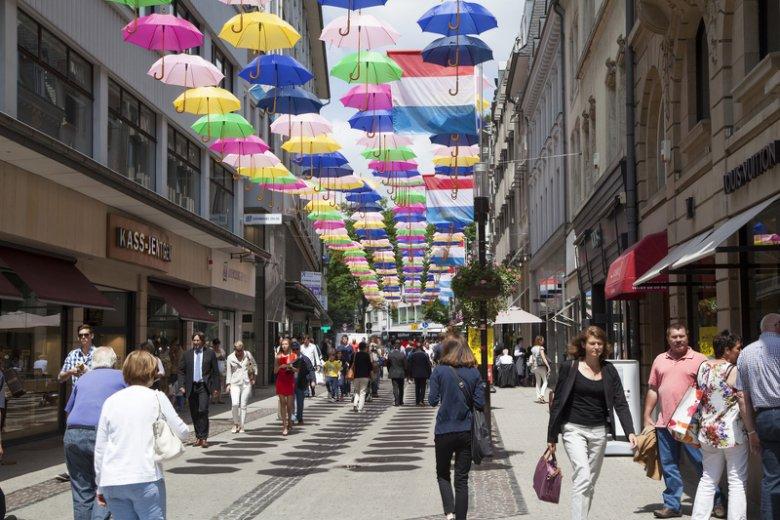 Luksemburg, stolica