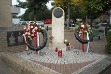 Driel, Holandia. Pomnik gen. Stanisława Sosabowskiego.
