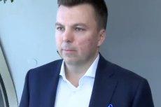 Marek Falenta - biznesmen podejrzewany o aferę podsłuchową.