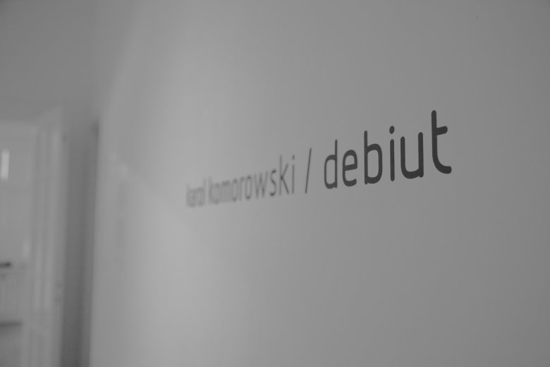 Karol Komorowski, Debiut, Lookout Gallery