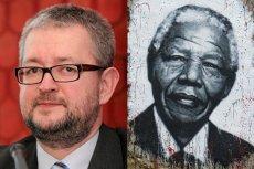 """Rafał Ziemkiewicz uważa, że Nelson Mandela był """"patronem wspieranego przez Sowietów krwawego terroru"""""""