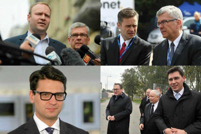 Jarosław Kaczyński tylko przed wyborami udaje pryncypialnego.