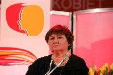 Prof. Magdalena Środa przekonuje, że politycy nie zasługująna wyższe pensje.