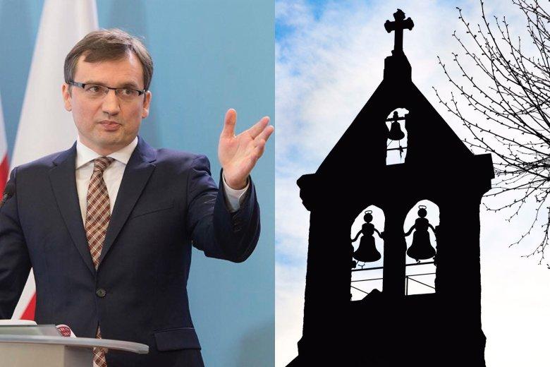 Minister Sprawiedliwości Zbigniew Ziobro fot. . Tracz/ KPRM