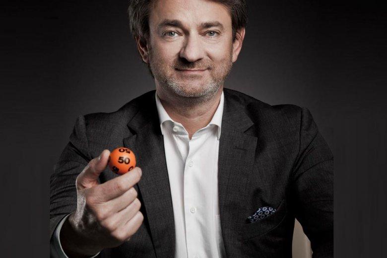 Wojciech Szpil, prezes Totalizatora Sportowego