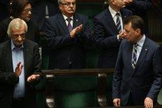 To nie pierwsze takie zachowanie Jarosława Kaczyńskiego.