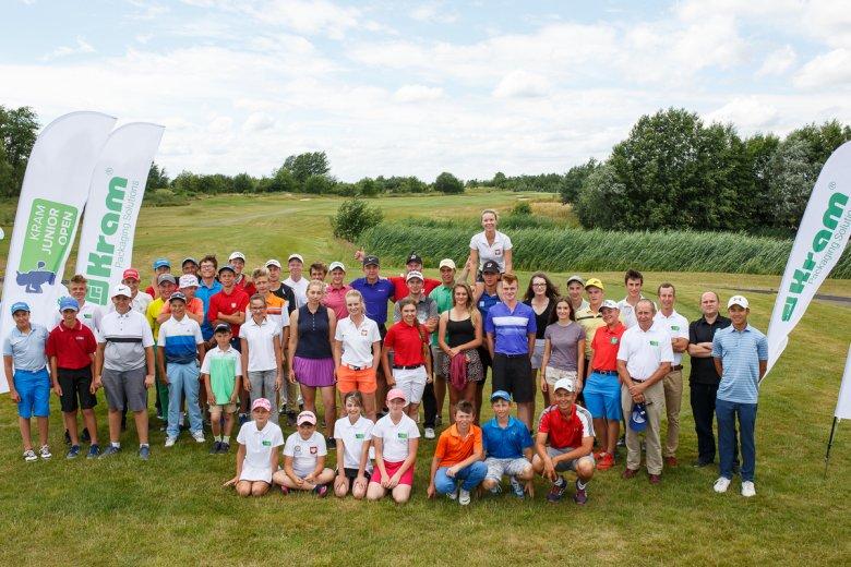 Ubiegłoroczny turniej Kram Junior Open przyciągnął do Wrocławia młodych utalentowanych golfistów