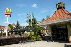 Alarm i ewakuacje w McDonald's. Policja otrzymała informację o bombie w jednej z polskich restauracji