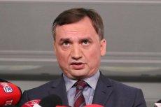 Borys Budka wezwał Zbigniewa Ziobrę do wyjaśnień ws. afery z Piebiakiem.