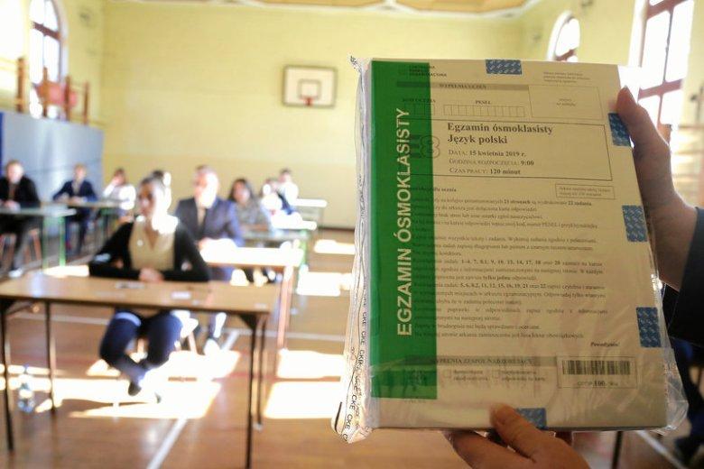 Dyrektor CKE zapewnia, że problem systemu obsługi egzaminów nie powinien wpłynąć na egzaminy ósmoklasisty.