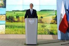 Mateusz Morawiecki zapewniał podczas Dnia Sołtysa, że rząd zapewni równomierny rozwój na polskich wsiach.