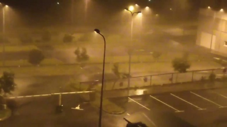 Tegoroczny huragan Maria wiał z prędkością 280 km/h.