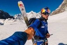 Andrzej Bargiel zdobył K2!