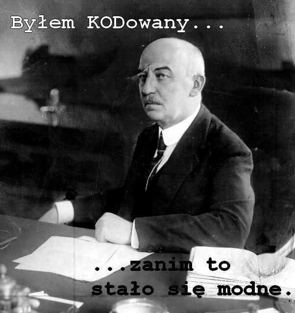 Pierwszy prezydent Rzeczypospolitej Polskiej - Gabriel Narutowicz