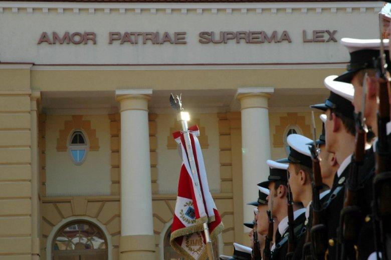 Czystki nie ominęły także Akademii Marynarki Wojennej.