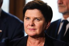 Beata Szydło przeciążona pracą nie jest.