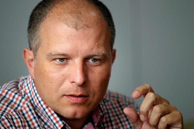 Tomas Novotny, wiceprezes Silesii uważa, że nierentowne polskie kopalnie  jak gangrena zatrują całe górnictwo.