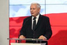 Prezes Jarosław Kaczyński pominął Andrzeja Dudę dziękując organizatorom Szczytu NATO w Warszawie.