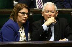 Beata Mazurek opowiedziała o stanie zdrowia Kaczyńskiego i jego udziale w kampanii samorządowej.