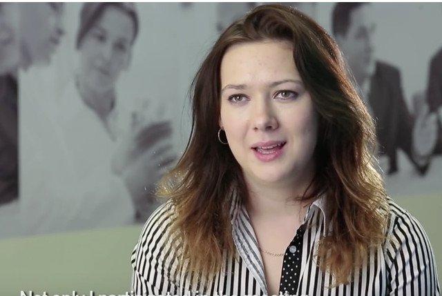 Ewelina Morawska, ma pomóc pracodawcy w porozumieniu się z  młodymi ludźmi.