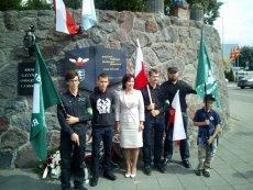 Senator PiS wraz z działaczami ONR-u