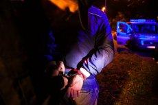 W warszawskiej Falenicy doszło do makabrycznej zbrodni. Na zdjęciu jedna z akcji policyjnych w Trójmieście