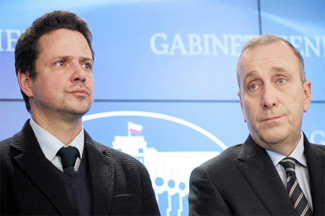 Rafał Trzaskowski zaprezentował zupełnie inne podejście do słabych dla PO sondaży niż przewodniczący tej partii Grzegorz Schetyna.