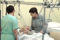 Premier Beata Szydło, która sama ucierpiała w wypadku w Oświęcimiu kilka dni temu odwiedziła swojego szefa ochrony