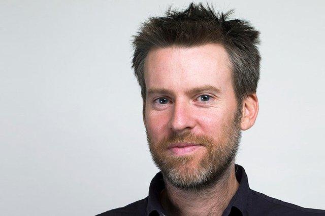 Brian Morrissey redaktor naczelny serwisu DigiDay
