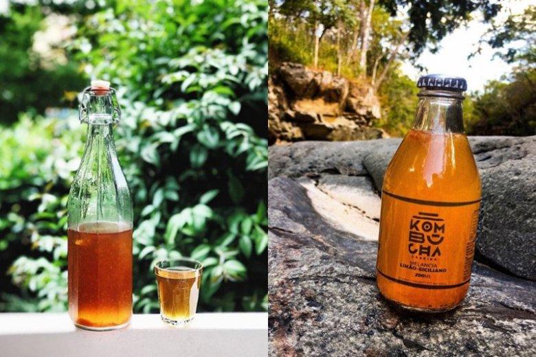 Kombucha to herbaciany napój, który może stać się hitem nadchodzących miesięcy. Ma całe mnóstwo właściwości prozdrowotnych