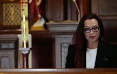 Anna Kamińska, była żona posła PiS Mariusza Kamińskiego nagrała specjalny psalm...