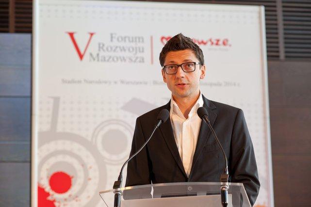 Dariusz Żuk - Prezes Polski Przedsiębiorczej