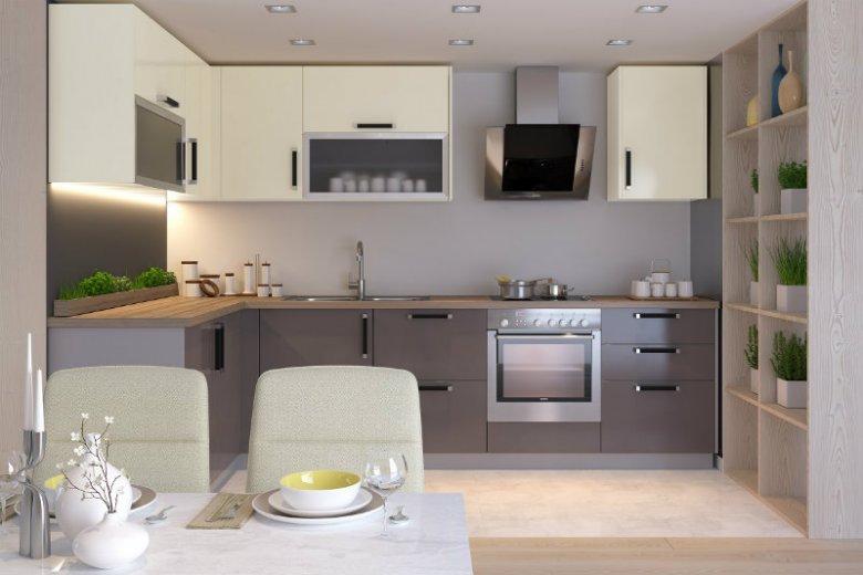 Styl panujący w kuchni powinien być spójny z resztą mieszkania