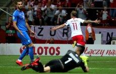 Eliminacje Euro 2020. Polska wygrała z Izraelem 4:0 i jest na szczycie tabeli grupy