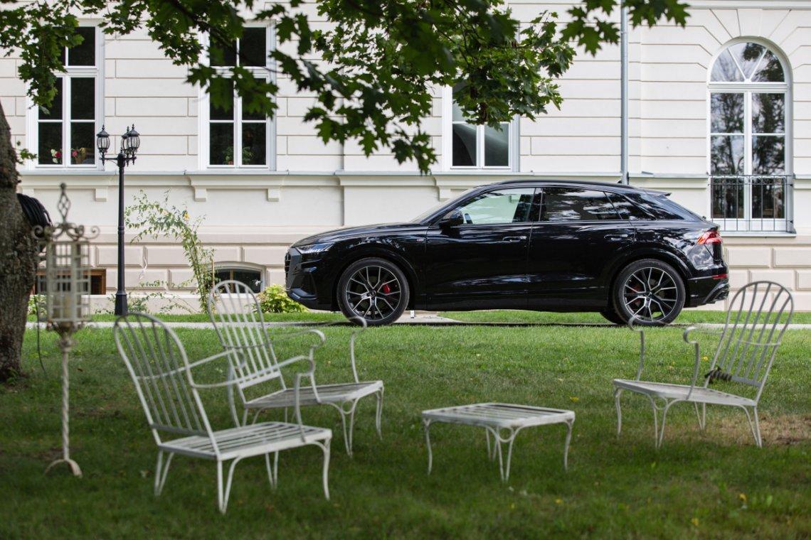Q8 to najnowszy model Audi.