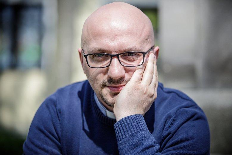 O. Grzegorz Kramer, jezuita.
