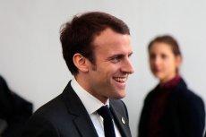 Emmanuel Macron ma obecnie największe szanse na prezydenturę we Francji. I tura wyborów odbywa się dzisiaj.
