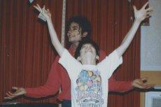 Michael Jackson i jeden z jego oskarżycieli: James Safechuck