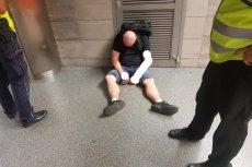 Kolejny rasistowski atak w metrze.