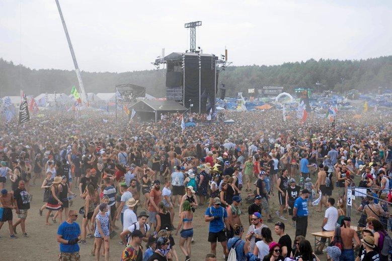 W tym roku nie będzie specjalnych pociągów na Pol'And'Rock Festiwal.