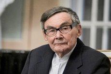 Marian Turski mówił podczas obchodów 75. rocznicy wyzwolenia Auschwitz m.in. o szacunku do mniejszości.
